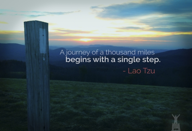 Quote Journey Of A Thousand Miles Lao Tzu Quotes On Journey Quotesgram